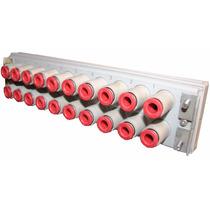 Multiconector Rectangular De 20 Puetos De 1/4 Marca Smc