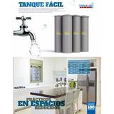 Tanque De Agua 460 Lts Para Apartamento Resinca.