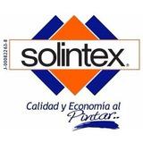 Cuñete Pintura Solintex Plastica Profesional