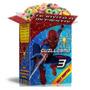 Kit Imprimible Spiderman Cumpleaños Cotillón Cajitas 2x1