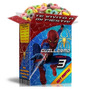 Kit Imprimible Spiderman Cumpleaños Infantil Cotillón Cajita