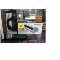 Micrófono Profesional Shure Sm58