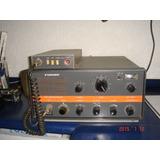 Radio/ Telefono Hf /vhf Equipo B.marina Antiguo Funcionando