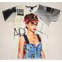 Polera Original Diseño Exclusivo Colores Vibrantes Rihanna