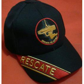 Diseños Para Bomberos.. Gorras Bordadas De Rescate En Altura