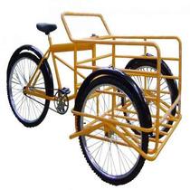 Triciclo De Carga Magnum Mercurio