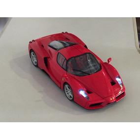 Ferrari Enzo Escala 1:10 Montada - Documentação Completa