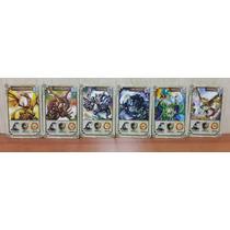 Cards Dracomania, Mythomania E Homem De Ferro 3 Elma Chips