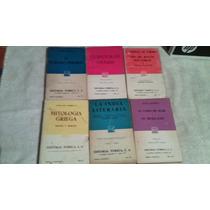 Libros Colección Porrúa,el Paraíso Perdido,cuentos De Grimm