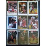 Cards Set De Jordan, Barkley, Shaq, Pippen, Dominique, Etc.