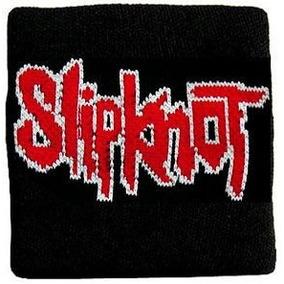 Munhequeira Banda De Rock Slipknot Tamanho Único