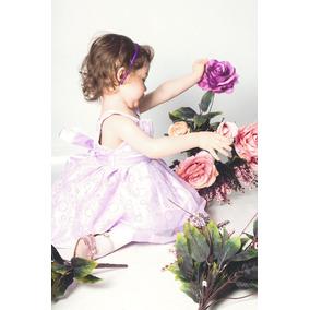 Vestido Princesa Sofia Infantil Importado Festa