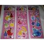 Disney Calcomanias Stickers Bella Y Bestia Aladin Sirenita