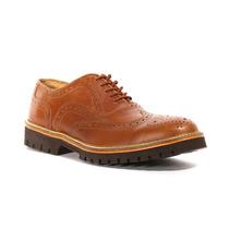 Trender Zapato Casual Tipo Bostoniano Color Miel