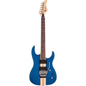 Eagle Egt61 Guitarra Micro Afinação Satin Blue Frete Grátis