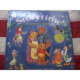 Libro Infantil Story Time Y Favorite Rhymes