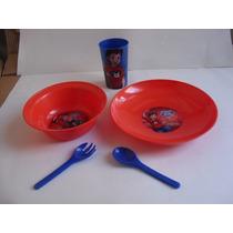 Pancho Pantera Set Para Lunch