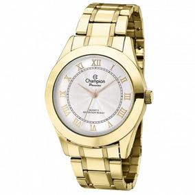 947c774308c Relogio Champion Dourado Ch 22680 - Relógios em Paraná no Mercado ...