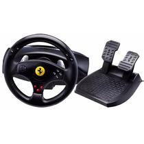 Volante P/ Pc E Ps3 Ps2 Thrustmaster Ferrari Experience Gt