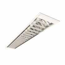 Luminária Fluorescente De Embutir Fácil Instalação