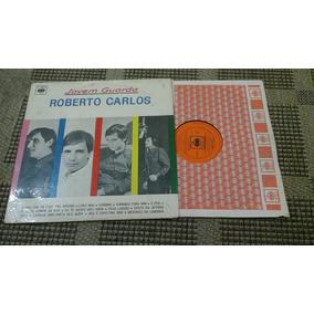 Lp-roberto Carlos-jovem Guarda-1965-raro
