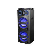 Caixa Amplificadora Bluetooth Lenoxx 600w - Ca3600 - Bivolt