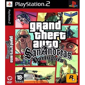 Gta San Andreas Em Português Patch Ps2 Desbloqueado