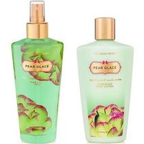 Kit Creme + Splash Pear Glace Victoria`s Secret 250ml