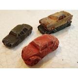Arsenal-ho-carros Abandonados - Ho - Modelo 3