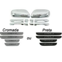 Kit Cromado Mod 1 Toyota Corolla 08/11