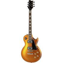 Frete Grátis - Golden Gld152c Guitarra Les Paul Cor : Dourad