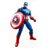 Capitan America Figura De Acciónthe Avengers Heroe 31cm