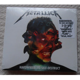 Metallica - Hardwired .. To Self-destruct ( 2 C D Ed. U S A)