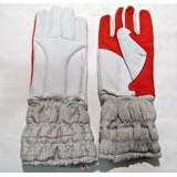 Guantes De Esgrima Electrico Sable All Star Originales
