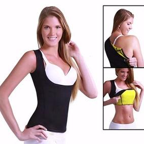 Camiseta Modeladora Hot Redu Shaper Reduz Medidas