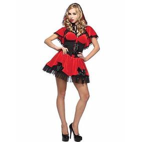 Disfraz De Caperucita Roja Sexy Mujeres