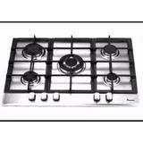Tope De Cocina De 5 Hornillas A Gas Tecnolam Spazio A Nuevo.