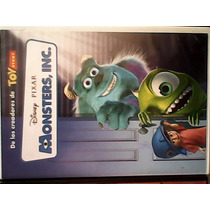 Monster Inc Pelicula Infantil Walt Disney Black0012010