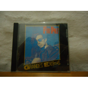 Cd Fito Paez Grandes Exitos Año 1990 Emi Odeon