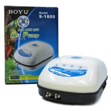 Compressor De Ar Boyu S-1800 Com Bateria 110v