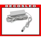 Fuente Transformador Para Wii Directo 220v Decosleo 100%