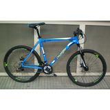 Bicicleta Rodado 26 Freno Doble Disco Aluminio 21 Cambios