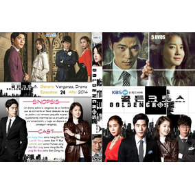 Dorama Kdrama Golden Cross