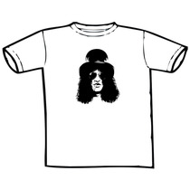 Estampas Exclusivas De Camiseta Slash Axl Guns N