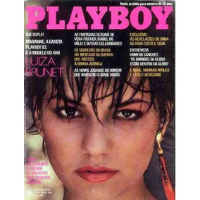 @ab Playboy 94 05/1983 Luiza Brunet Iolanda Costa E Silva