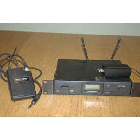 Sistema Inalambrico Para Instrumento Audio Technica