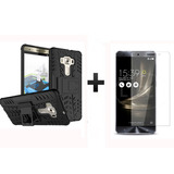 Forro + Vidrio Asus Zenfone 3 Deluxe Zs570kl Envio Gratis