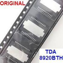 Tda8920bth - Tda 8920 Bth - Tda 8920 - C. I Original Em Smd