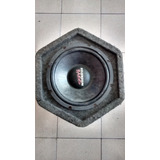 Woofer Selenium Bass 12 Con Caja Hexagonal