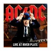 Acdc Live At River Plate Cd Duplo Digipack Original Lacrado
